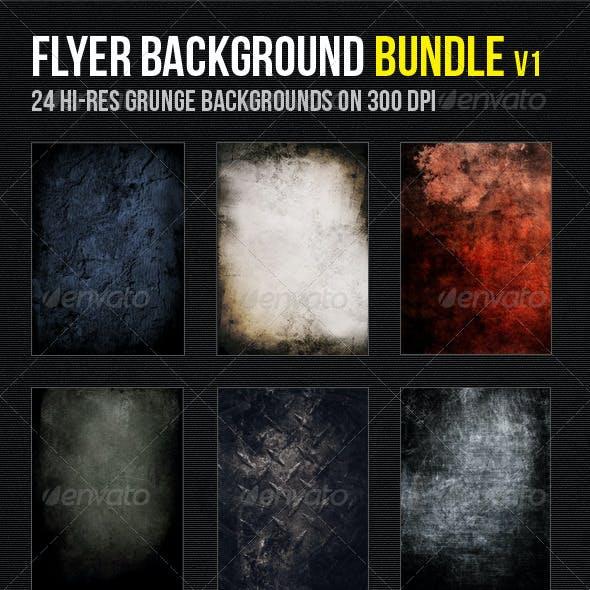 Grunge Background Bundle