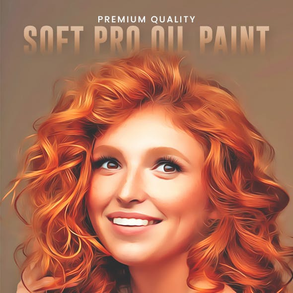 Soft Pro Oil Paint