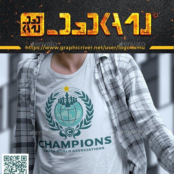 Chess Champions Logo