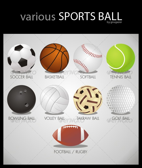 Sports Ball - Sports/Activity Conceptual