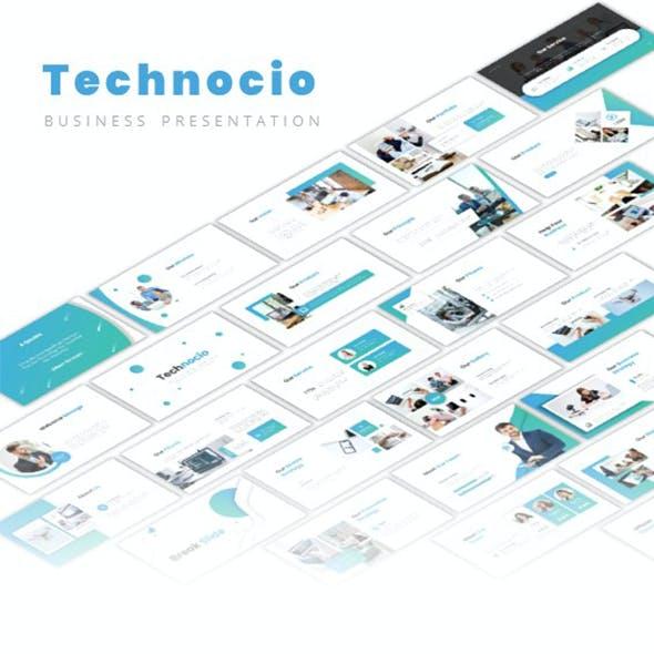 Technocio Powerpoint