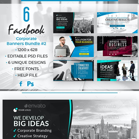 Facebook Corporate Banners