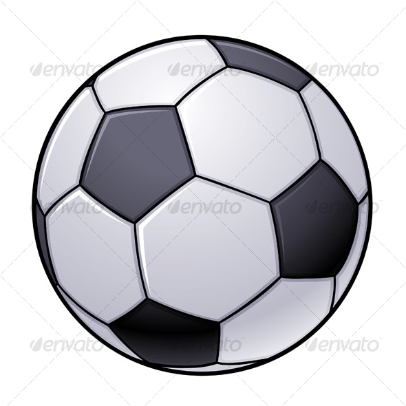 Soccer Ball - Man-made Objects Objects