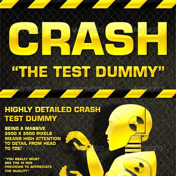 Crash 'The Test Dummy'