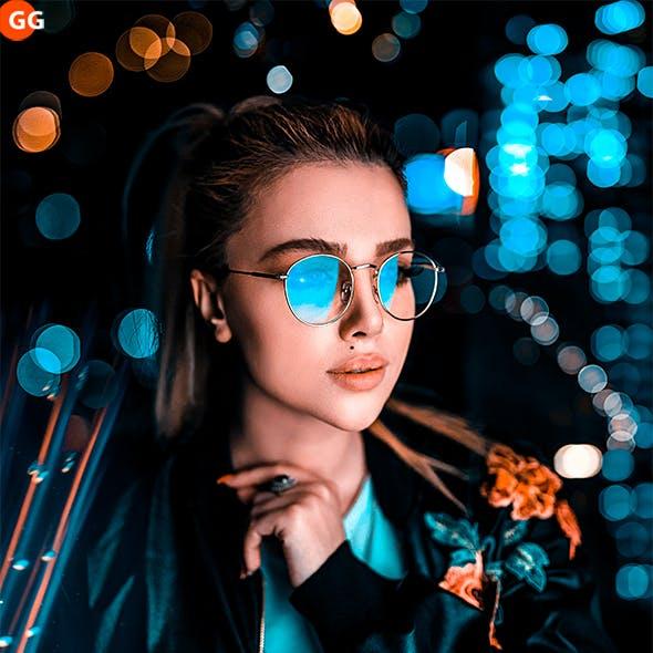 Orange & Teal Look Lightroom Presets