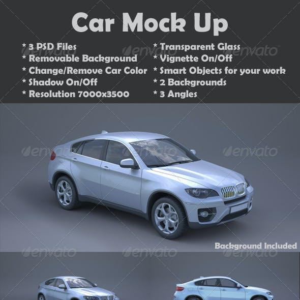 Car Mockups