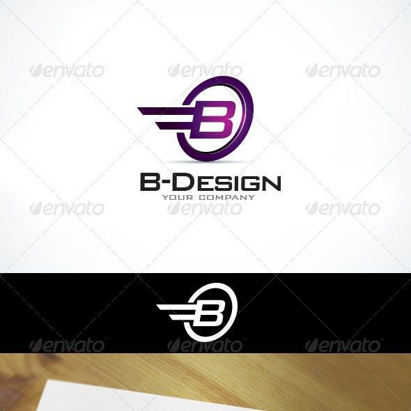 Logo Template - B Design