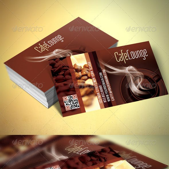 Caffe Business Card