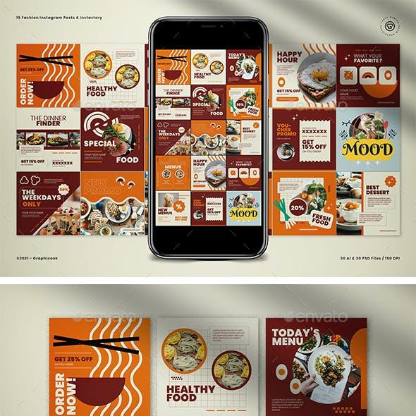 Food Instagram Pack