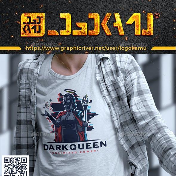 Dark Queen Logo