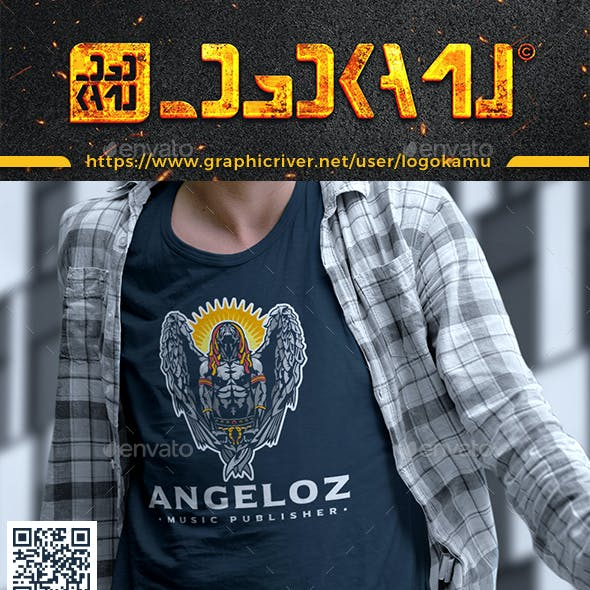 Angel Music Studio Logo