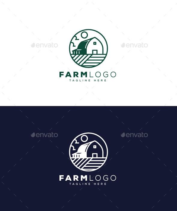 Farm Logo - Nature Logo Templates