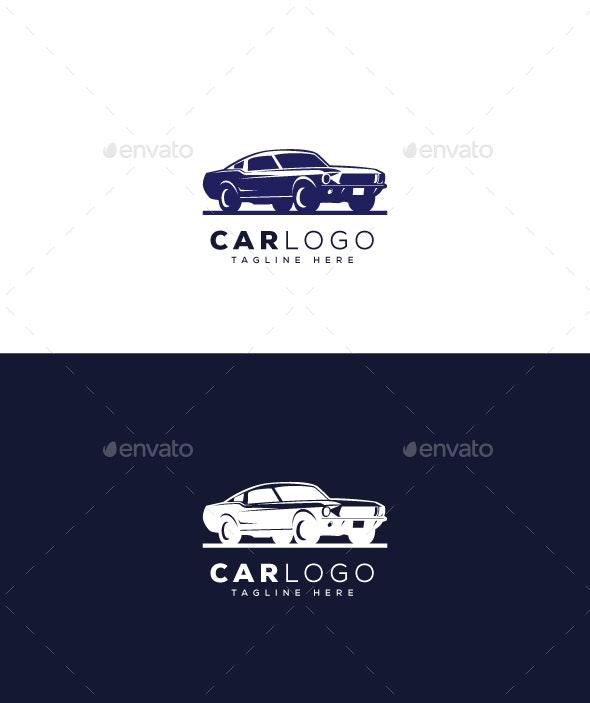 Car Logo - Objects Logo Templates