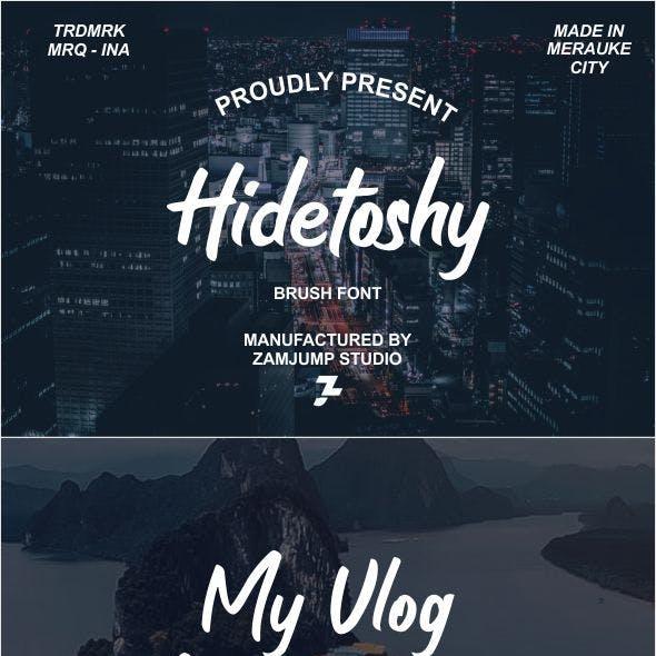 Hidetoshy