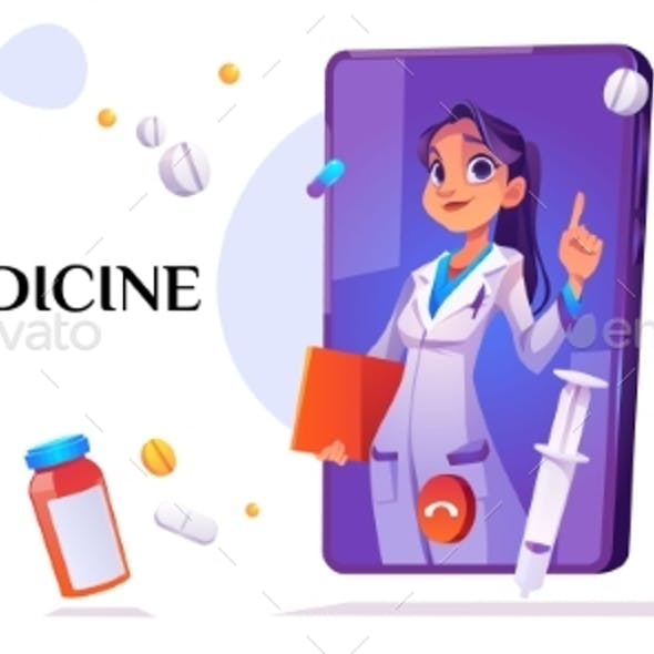 Medical Online Consultation Telemedicine