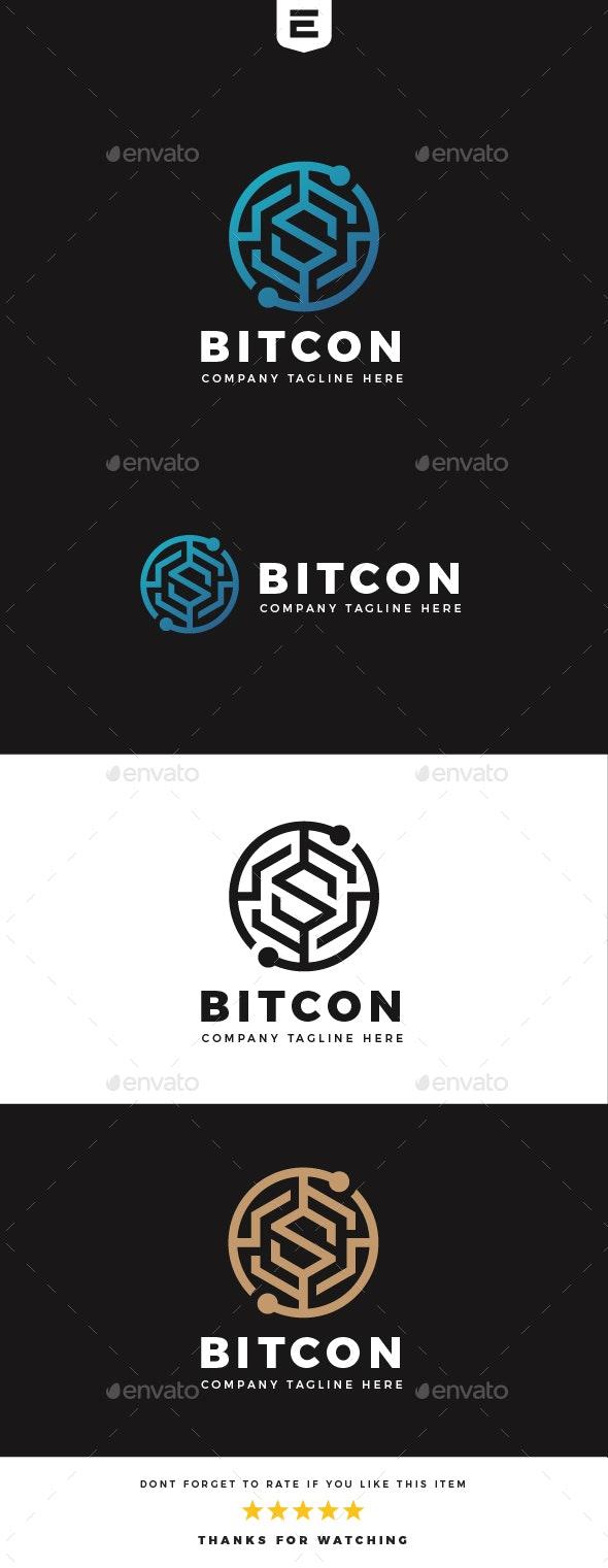 Block Chain Logo - Abstract Logo Templates
