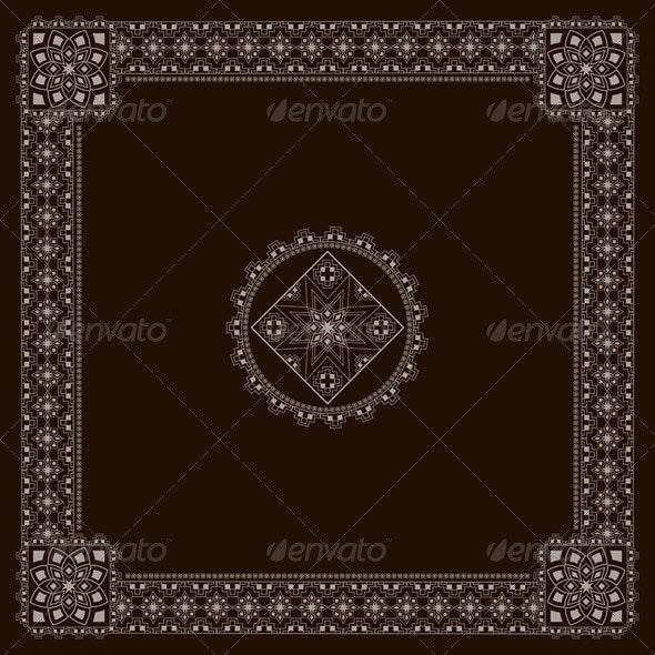 Eastern Pattern - Patterns Decorative