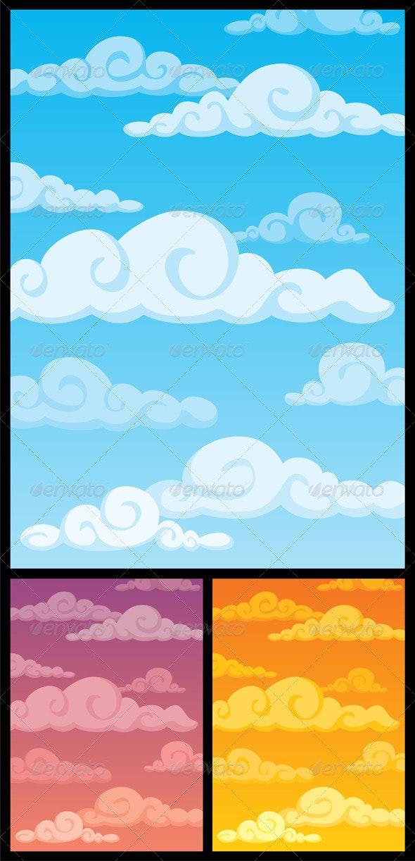Cloudscape - Backgrounds Decorative