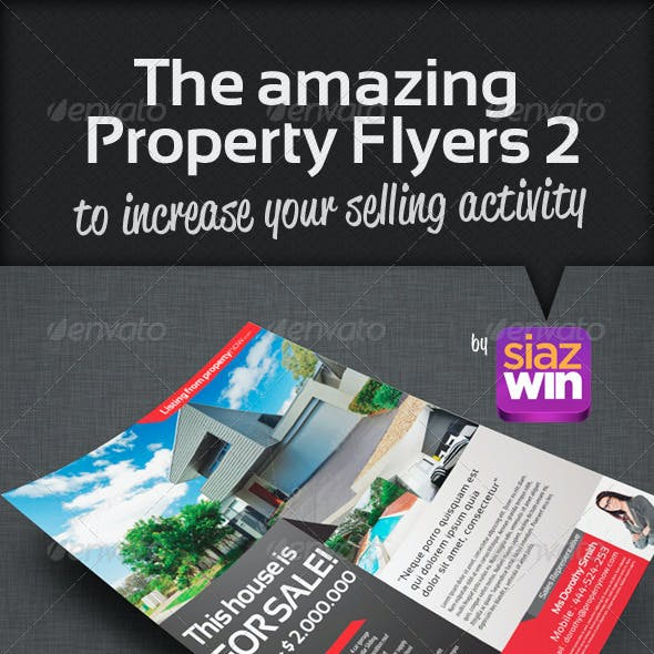 The Amazing Property Flyers 2