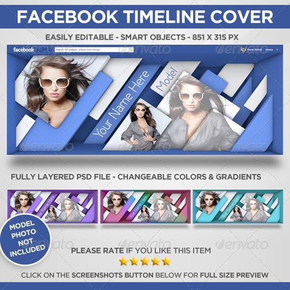 Facebook Timeline Cover Bars