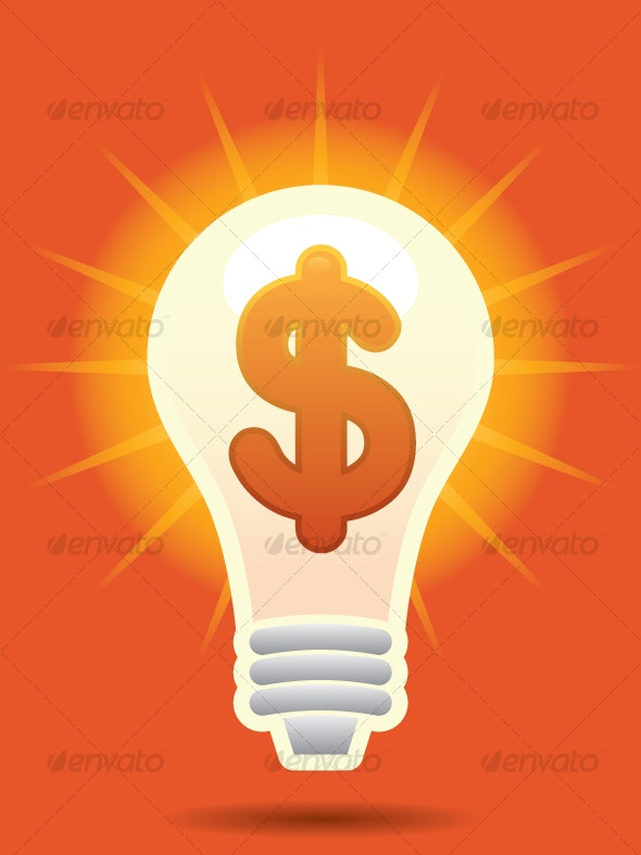 Dollar Bulb - Concepts Business