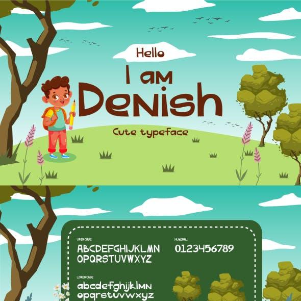 Denish Font