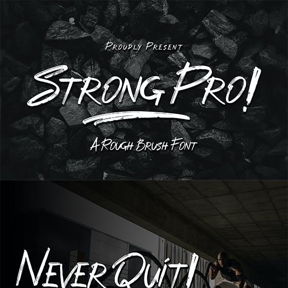 Strong Pro