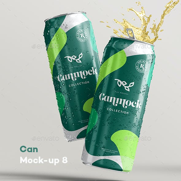 Can Mock-up 8