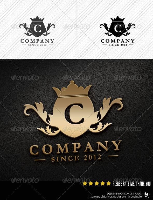 Letter Shield Logo Template - Letters Logo Templates