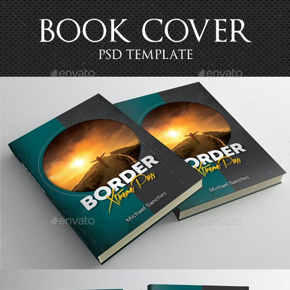 Book Cover Template 85