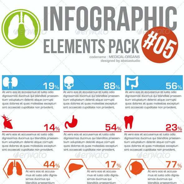 Infographic Elements Pack 05