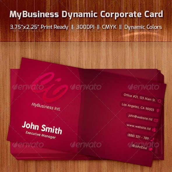 MyBusiness Card