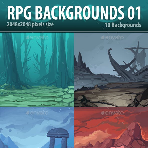RPG Backgrounds 01