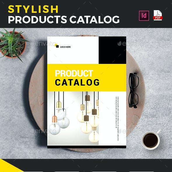 Stylish Products Catalog
