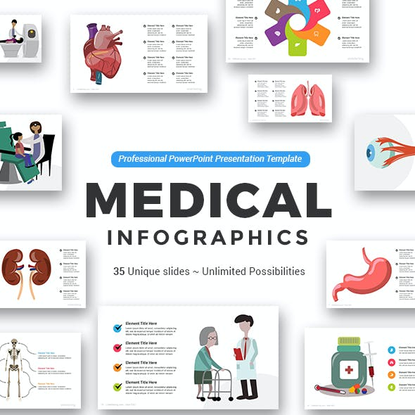 Medical PowerPoint Infographics Template