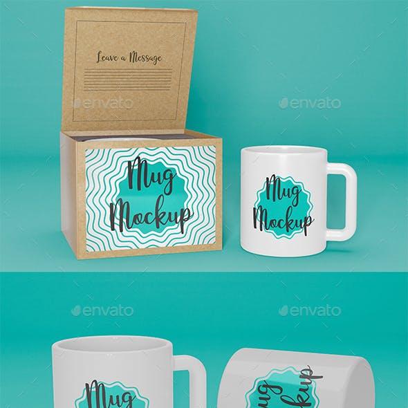 Mug Mock-up Pack
