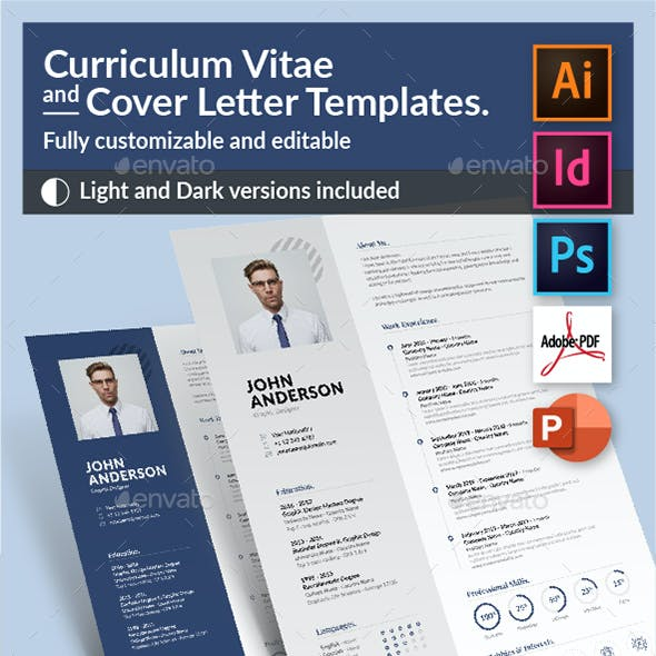 Curriculum Vitae (CV) & Cover Letter (Resume)