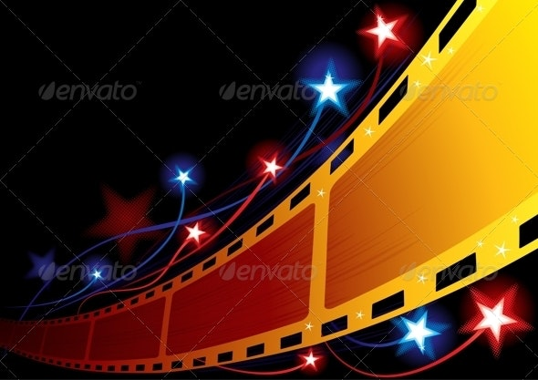 Cinema background - Backgrounds Decorative