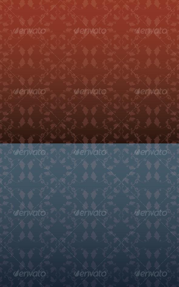 Grand Pattern  - Backgrounds Decorative