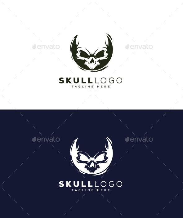 Skull Logo - Logo Templates