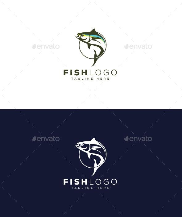 Fishing Logo - Logo Templates