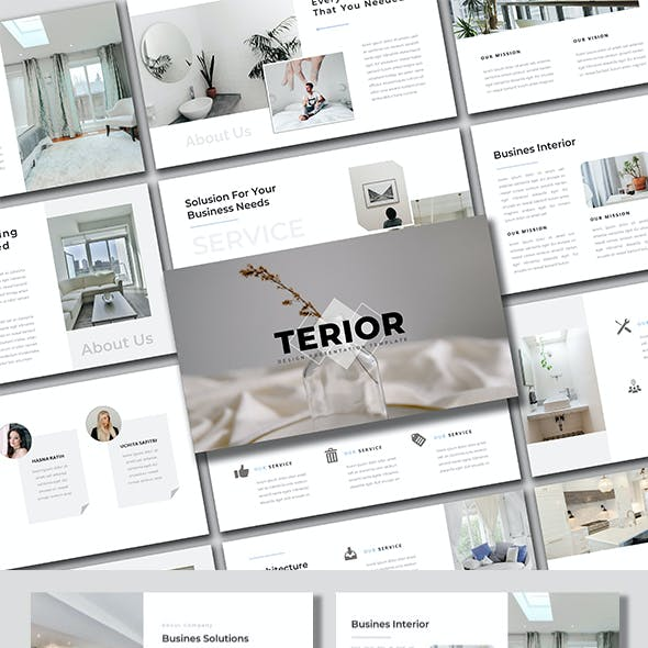Terior – Creative Business Keynote Template