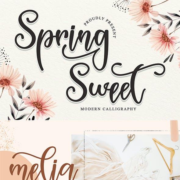 Spring Sweet