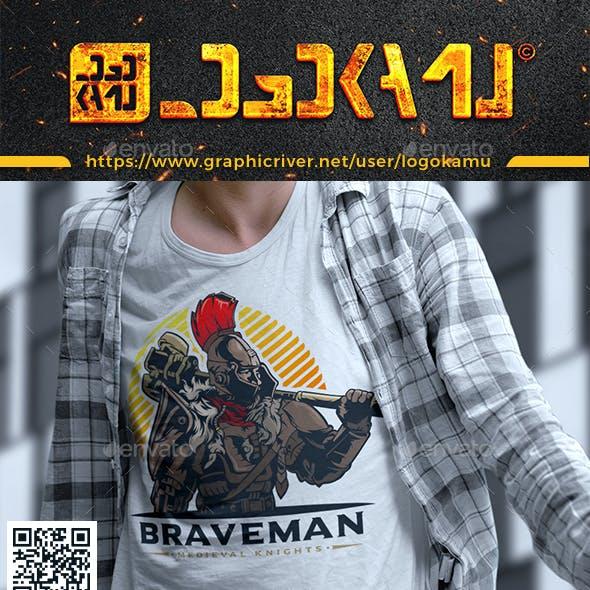 Brave Knights Logo