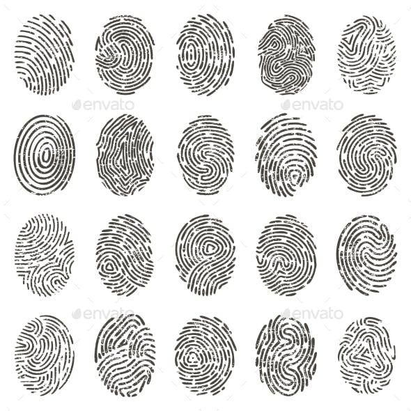 Biometric Fingerprints