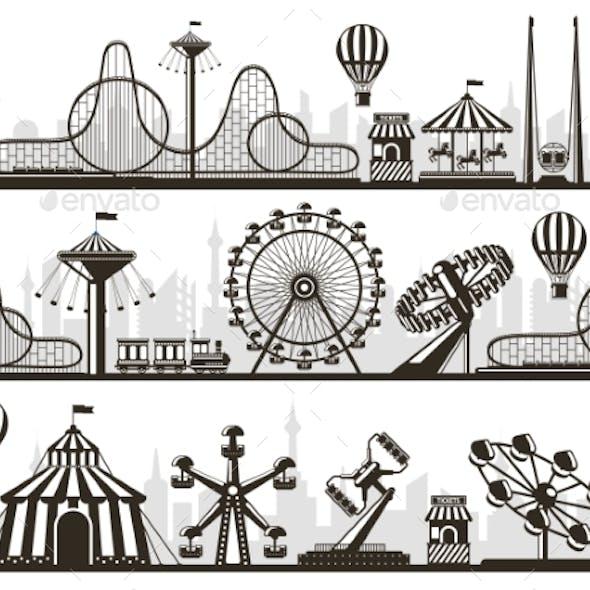 Amusement Park Views