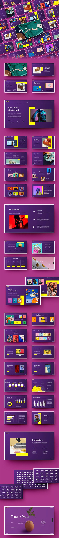 Harun – Business Google Slides Template - Google Slides Presentation Templates