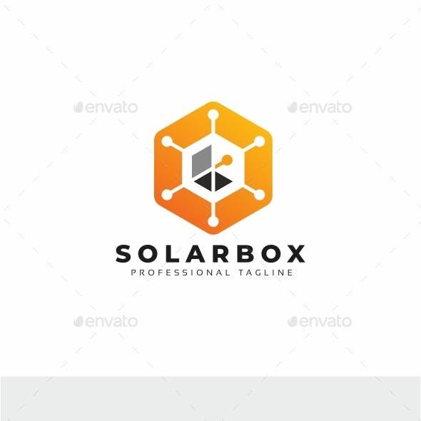Solar Hexagon Logo