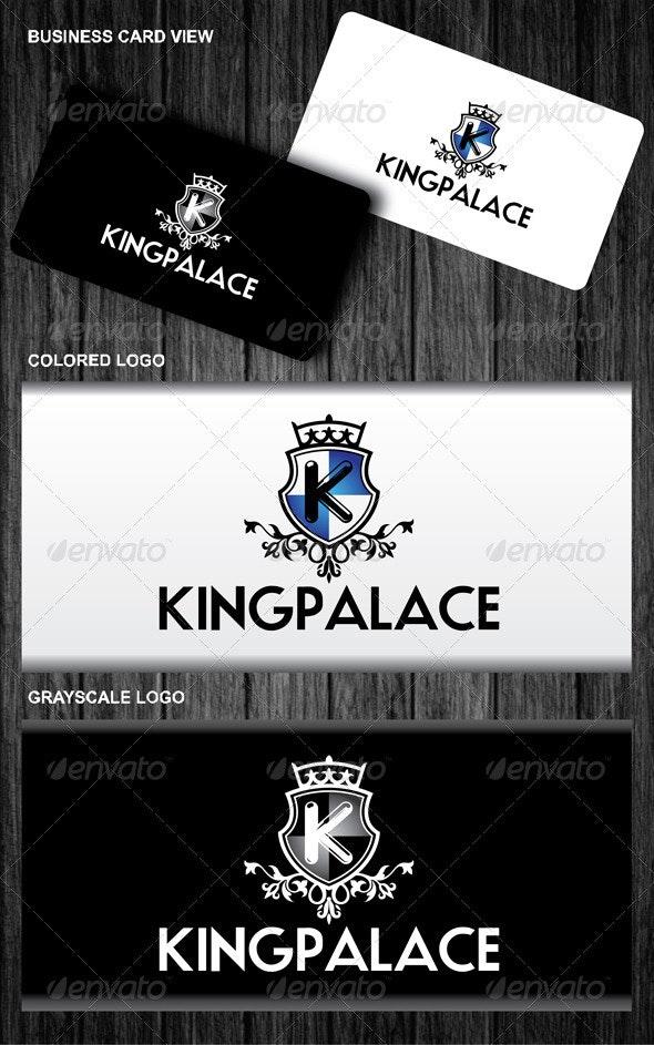 King Palace Logo - Symbols Logo Templates