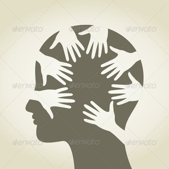 Head of hands